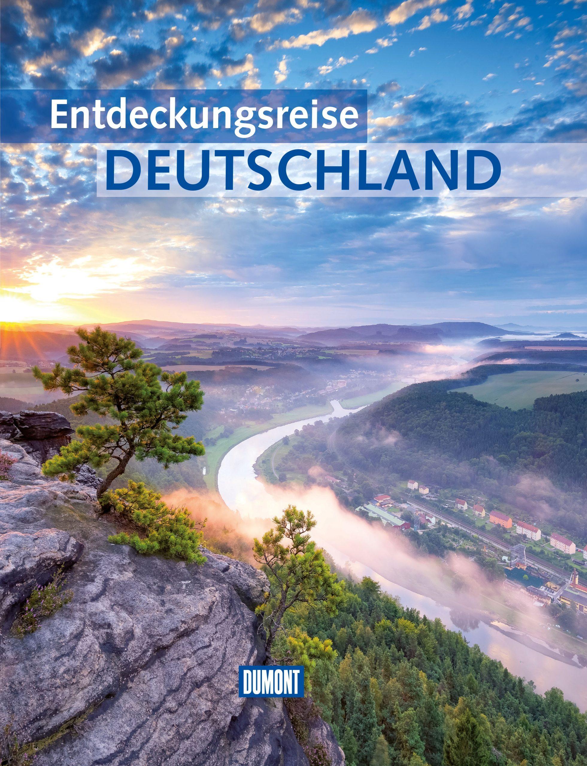 DuMont Bildband - Entdeckungsreise Deutschland (Cover)
