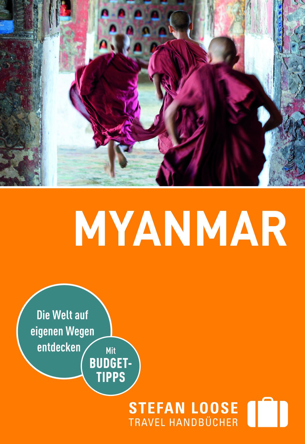 Stefan Loose - Myanmar (Cover)