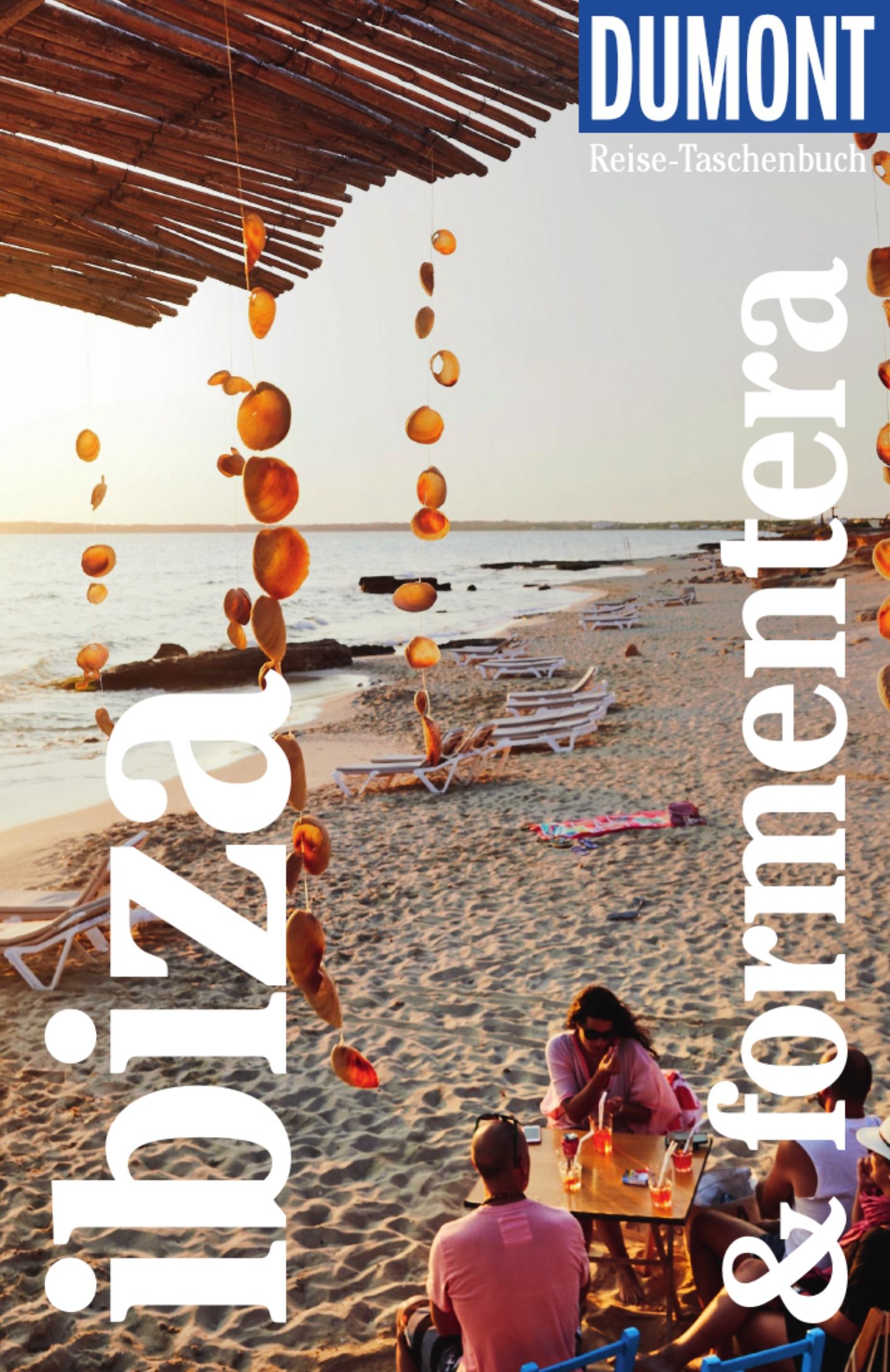 DuMont Reise-Taschenbuch - Ibiza (Cover)