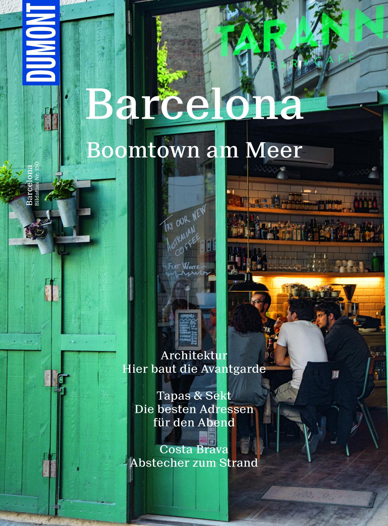 DuMont Bildatlas - Barcelona (Cover)