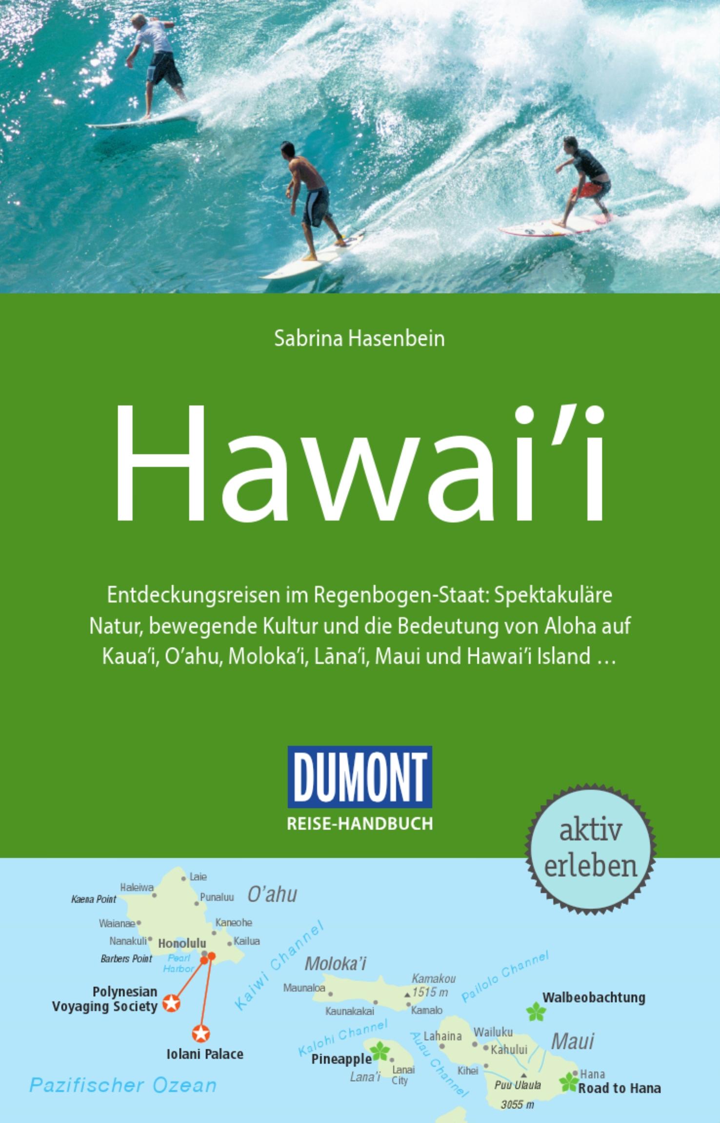 DuMont Reise-Handbuch - Hawaii (Cover)