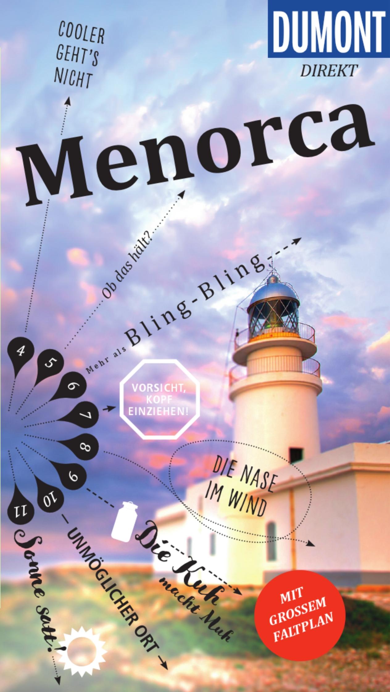 DuMont Direkt - Menorca(Cover)