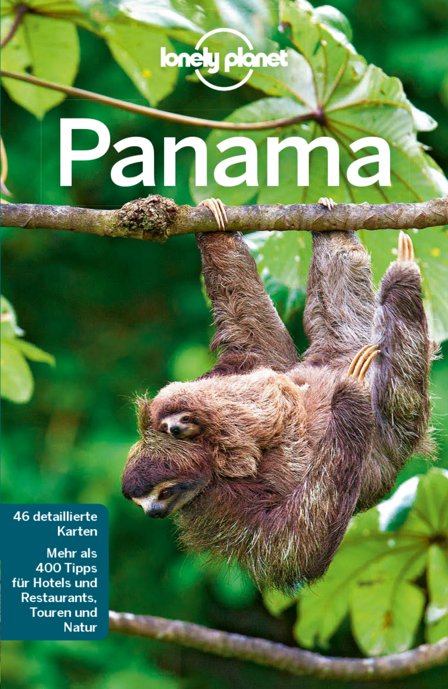 Lonely Planet - Panama(Cover)