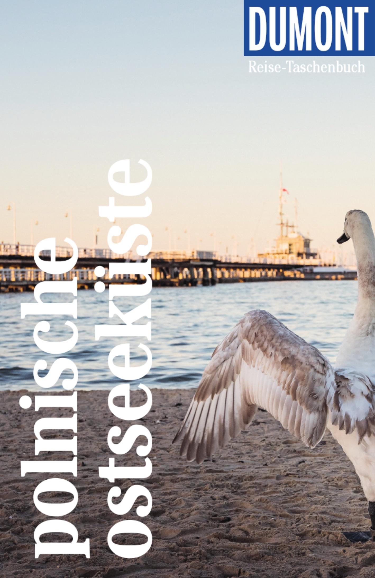 DuMont Reise-Taschenbuch - Polnische Ostseeküste (Cover)