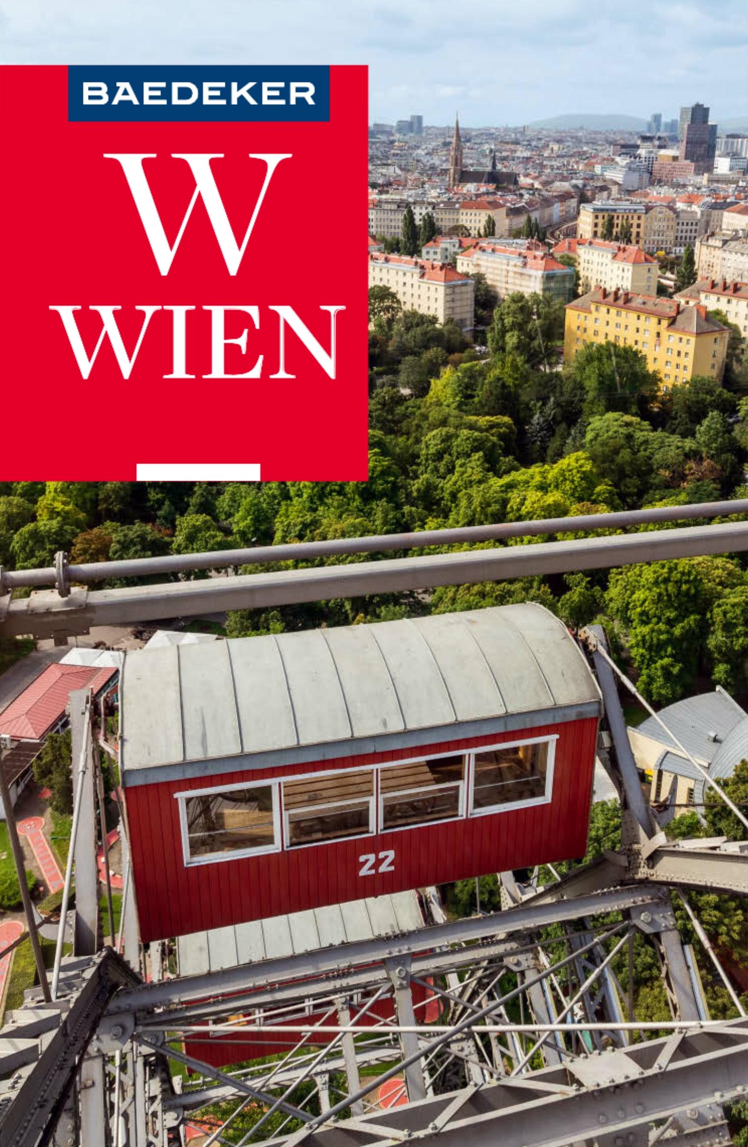 Baedeker - Wien (Cover)